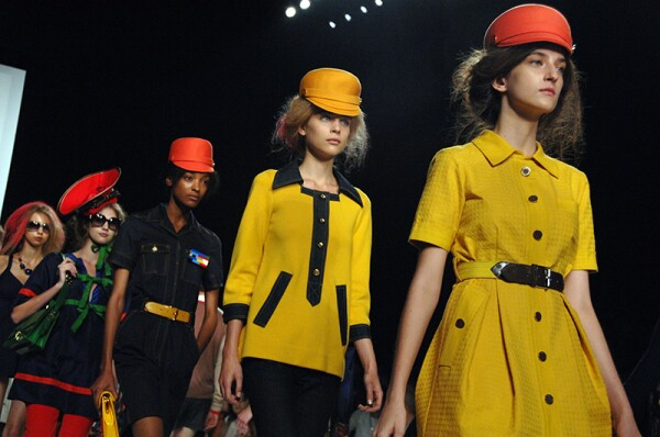 Marc by Marc Jacobs Spring 2008 Ambiance, New York