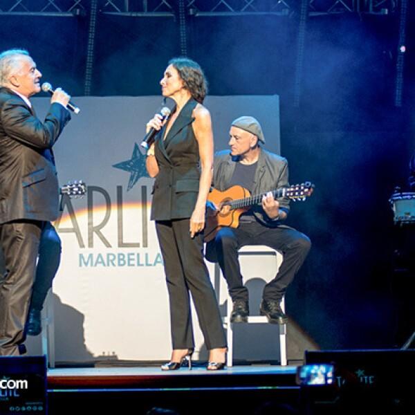 Victor Manuel y Ana Belén