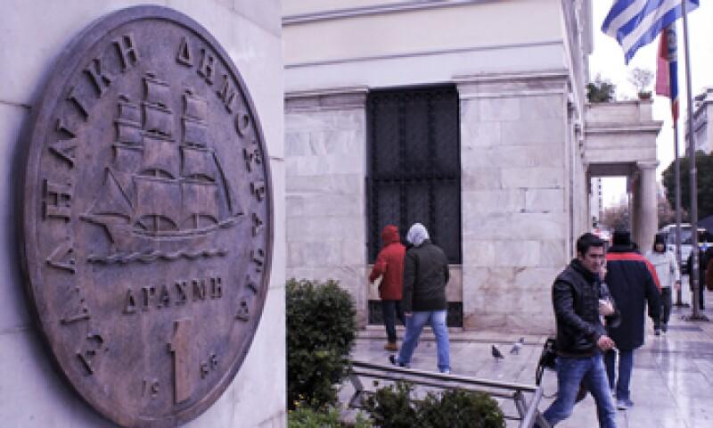 La inflación aumentaría en Grecia si abandona el euro y revive los dracmas. (Foto: Getty Images )