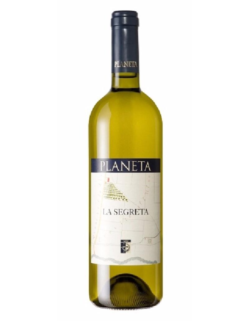Vino Blanco La Segreta Planeta