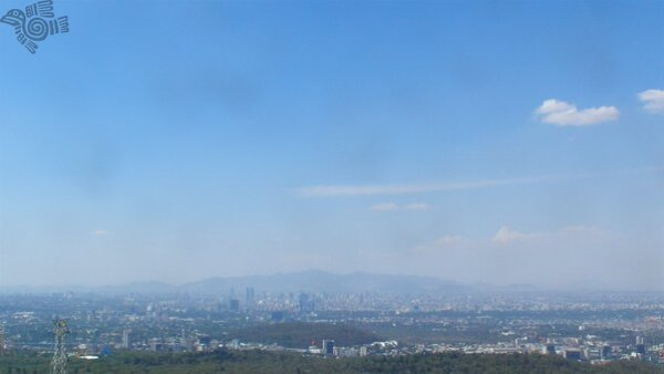 La calidad del aire es de regular a mala.