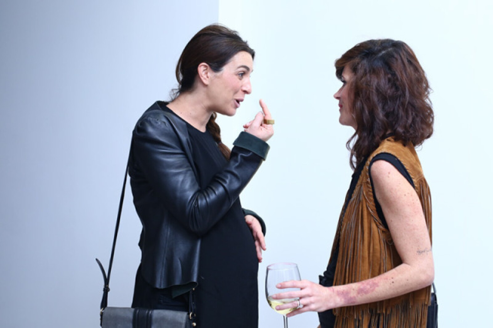 Sandra Weil y Galia Katz