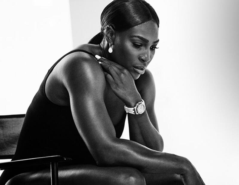 Serena podría encontrarse a su hermana Venus en la cancha el sábado 9 de julio.