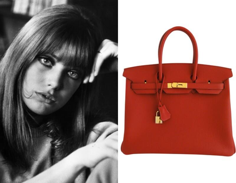 Jane Birkin, style icon de los 70, pidió a Hermès que le retirara el nombre a la bolsa inspirada en ella.