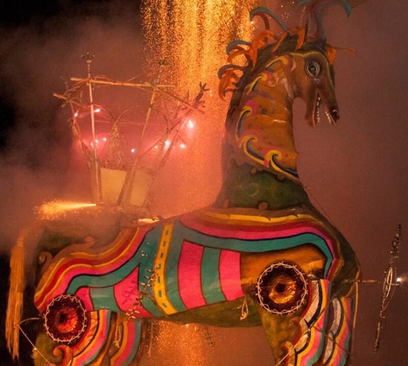 Año Nuevo chino en Careyes