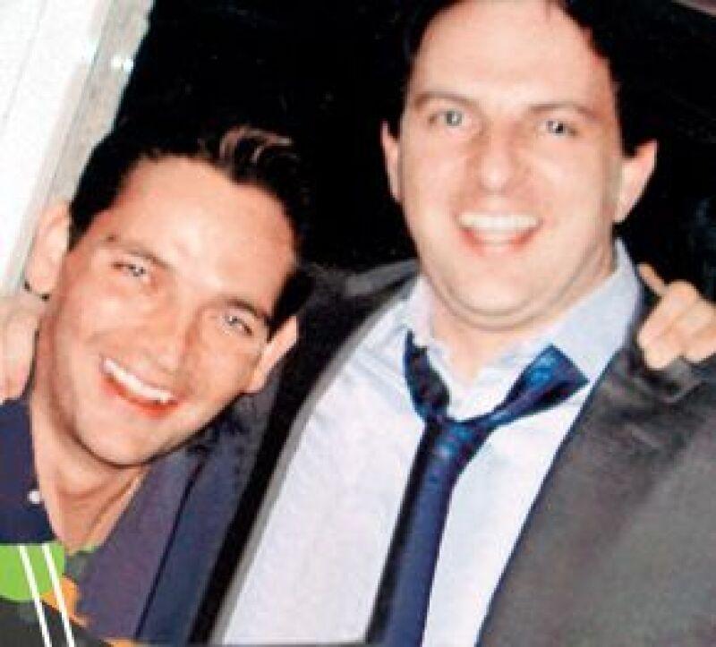 Su colaborador y amigo Arcadio Echeverría murió con Mouriño en el accidente.