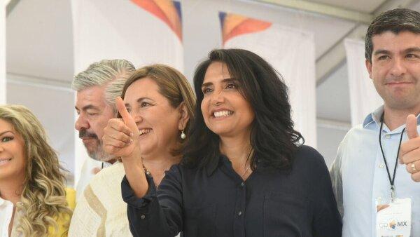 Barrales arranca campaña