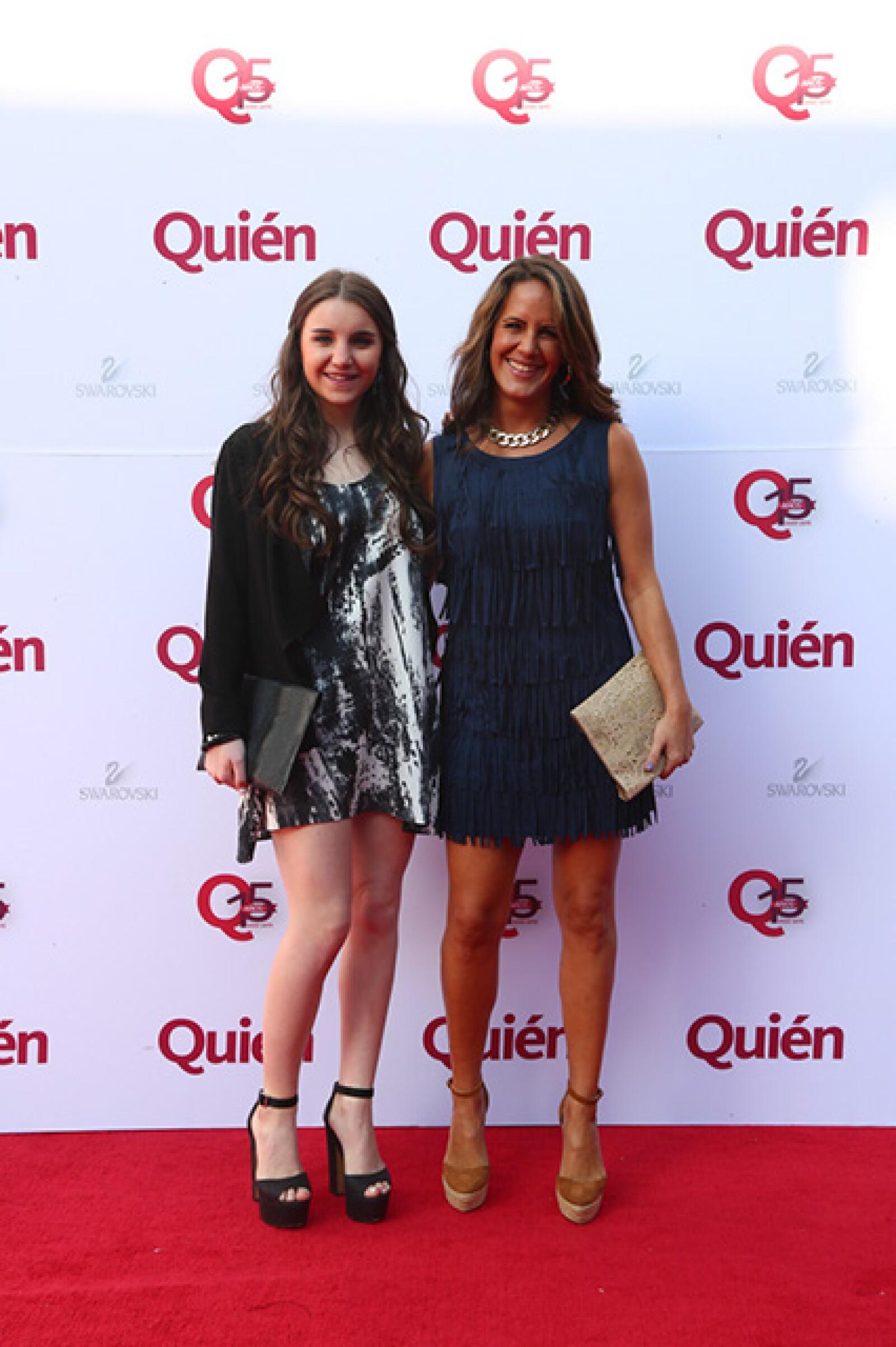 Ana Elena Casas y Viridiana Vega
