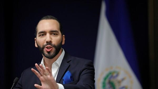 El presidente salvadoreño Nayib Bukele asegura que durante su gestión, iniciada el 1 de junio, se ha golpeado a las pandillas con más presencia de policías y soldados en las calle.