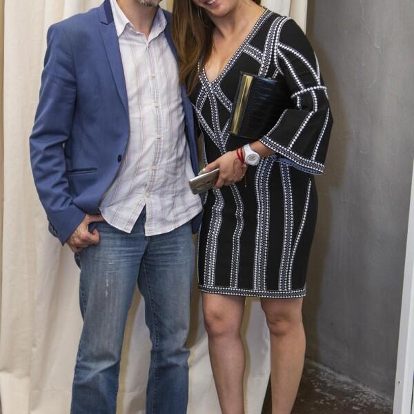Felipe Casas, Erika Aguilera