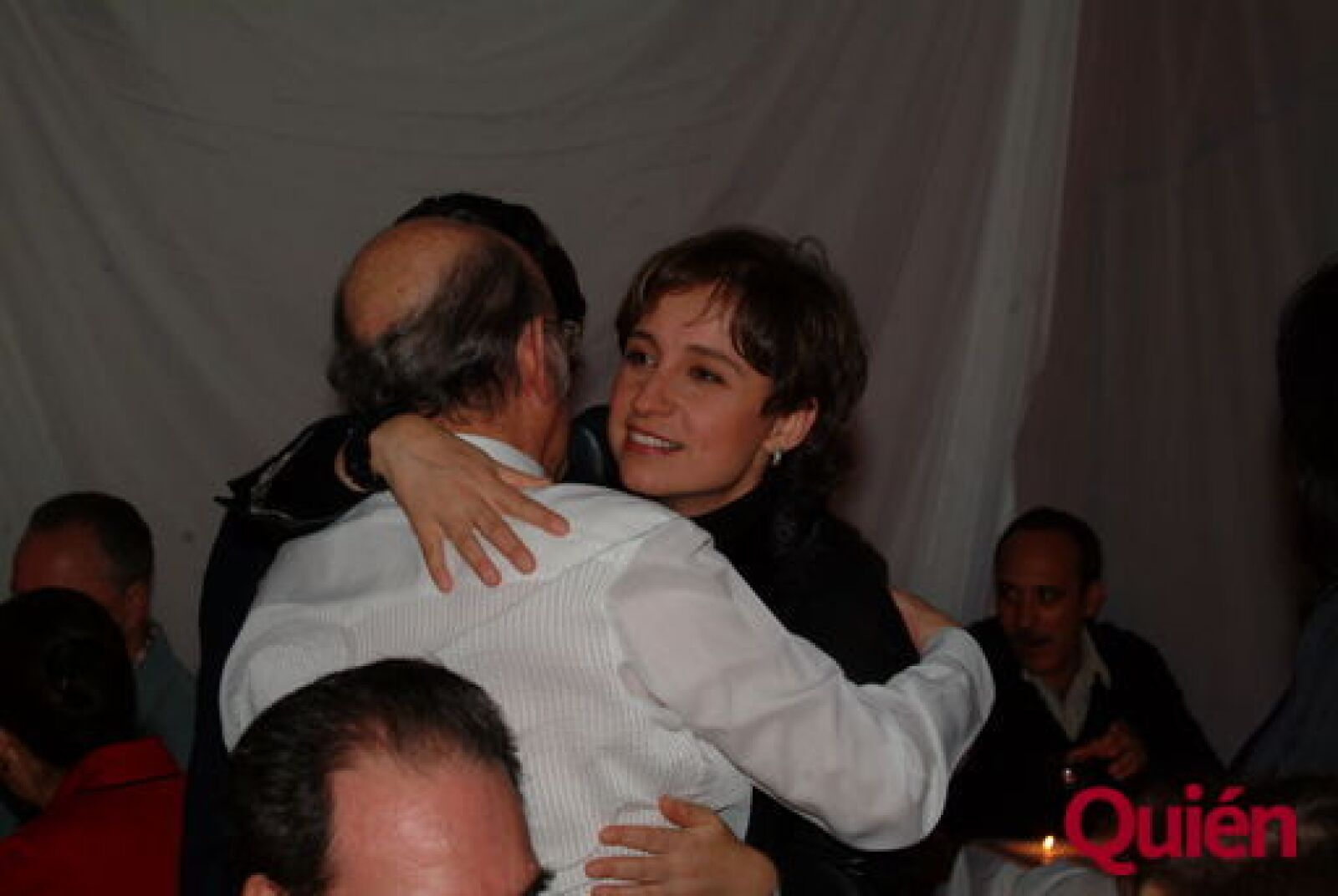 Germán Dehesa, Carmen Aristegui