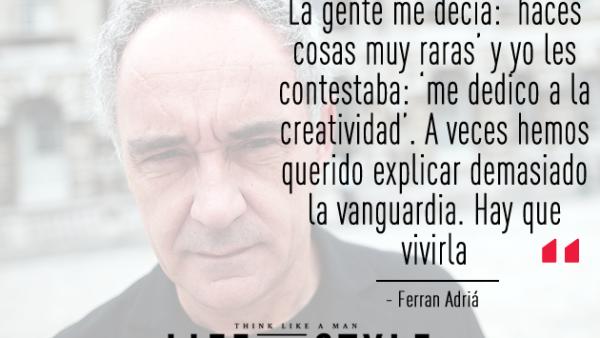 Ferran Adrià (foto: Getty Images)