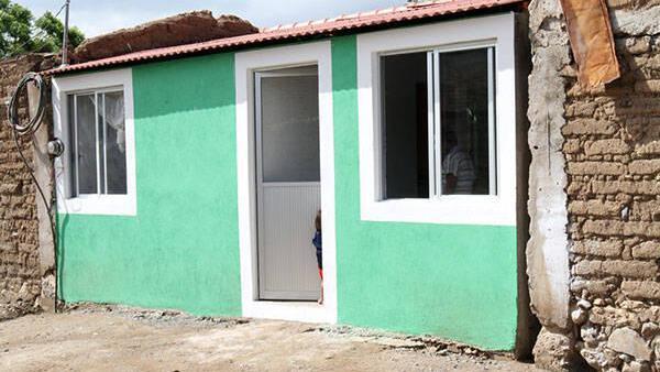 Sedatu entrega viviendas en Guerrero