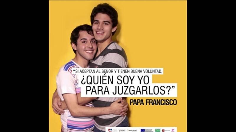 Carteles Contra La Homofobia Pintarán El Recorrido Del
