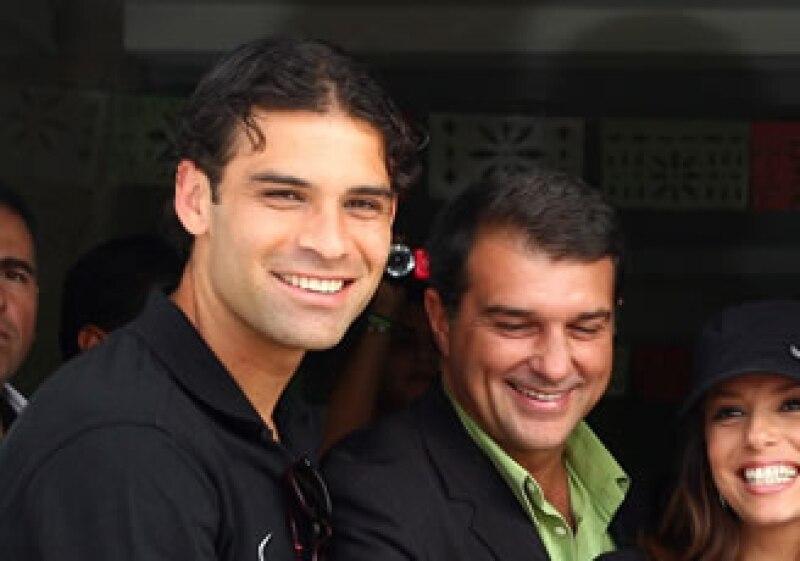 Si cumple el contrato, Márquez daría por acabada su carrera en el club. (Foto: Notimex)