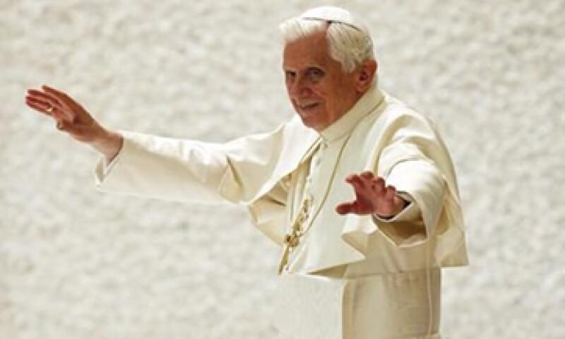 Benedicto XVI no despierta tanto fervor en México como lo hizo el Papa Juan Pablo II cuando visitó el país. (Foto: Reuters)