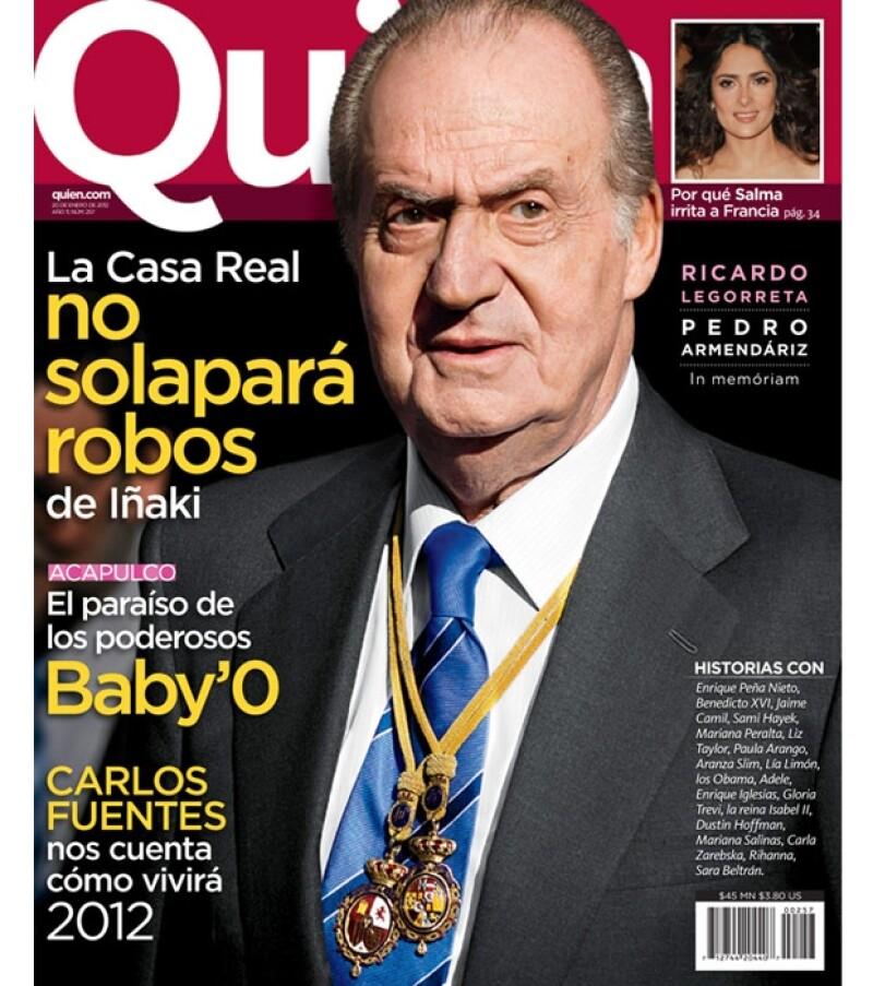 En la nueva edición de la revista Quién trae la historia de la postura de la familia Real española con respecto al esposo de la infanta Cristina y el veredicto no es nada alentador.