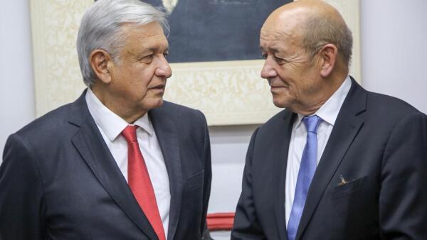 México y Francia