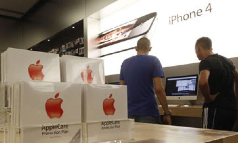 La agencia antimonopolios de Italia mantiene una disputa con Apple sobre este tema. (Foto: AP)