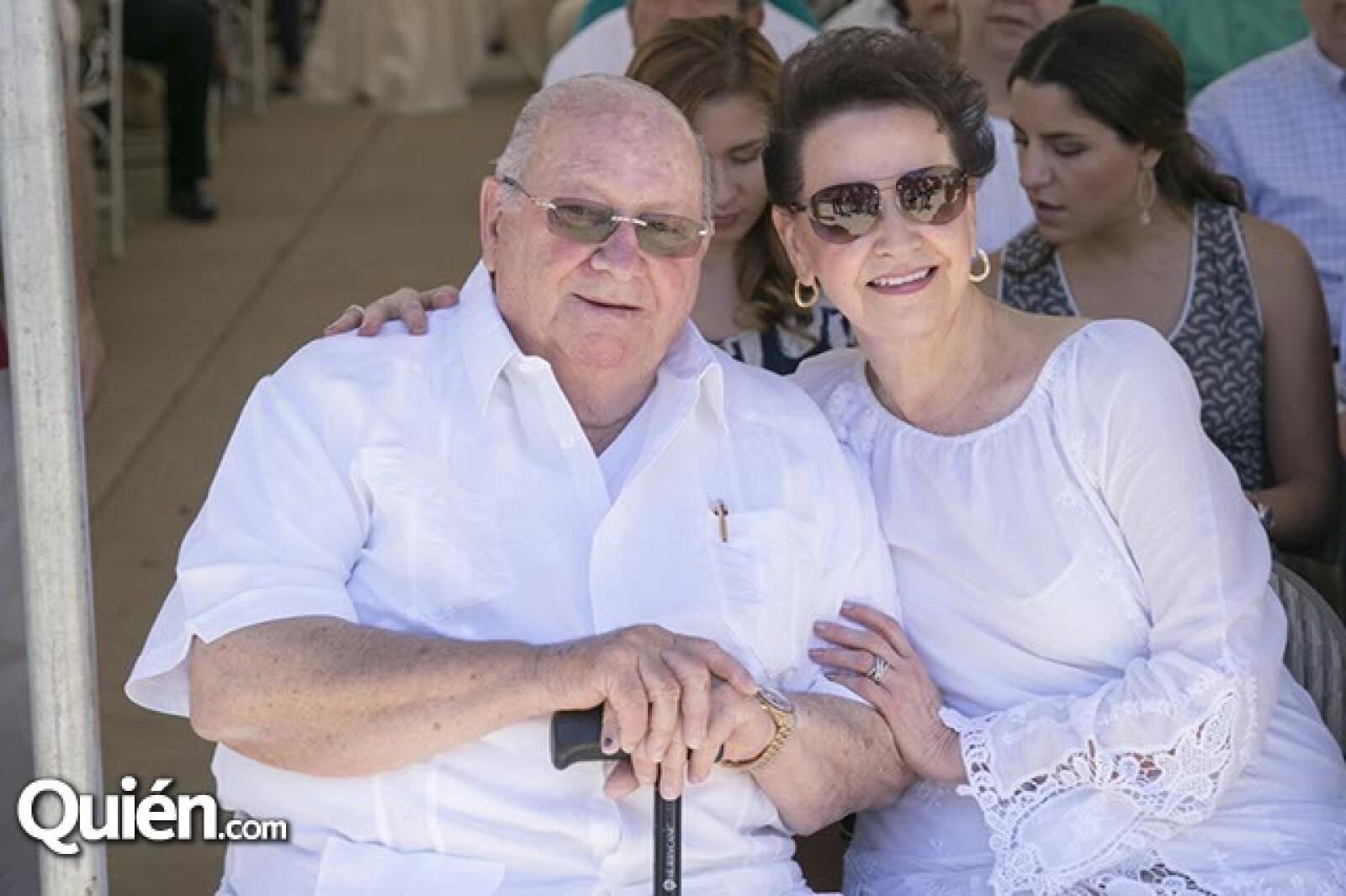 Luis y Eloisa Cetto