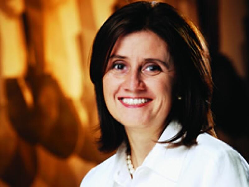 La Directora de Desarrollo Humano y Responsabilidad Social de Homex. (Foto: Especial)