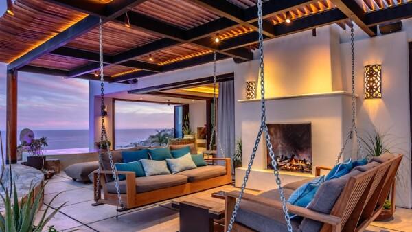 Casa Fryzer en Los Cabos
