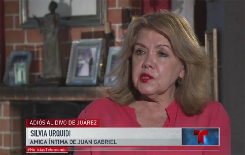 Silvia Urquidi Núñez.