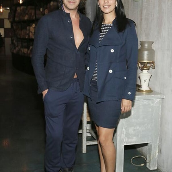 Carlos Gascón y Lorena Marín