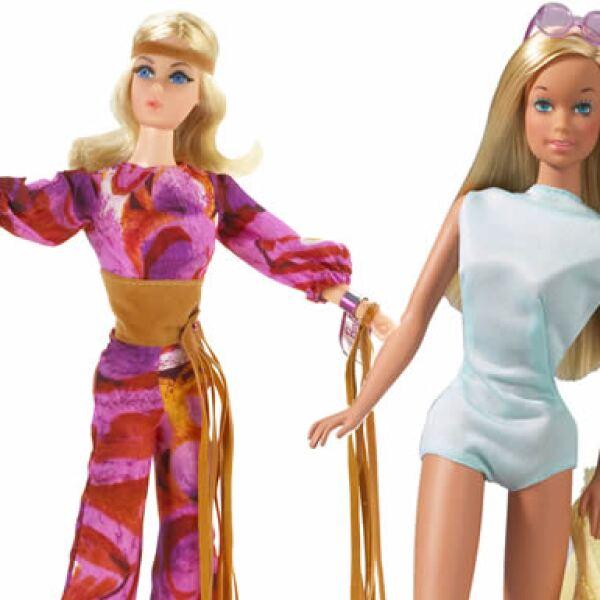 Más de 1 billón de vestuarios se han fabricado para Barbie y sus amigas.