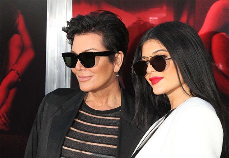 La momager y su hija usaron Snapchat para intercambiar caras, y el parecido es tan idéntico aunque existan 42 años de diferencia.