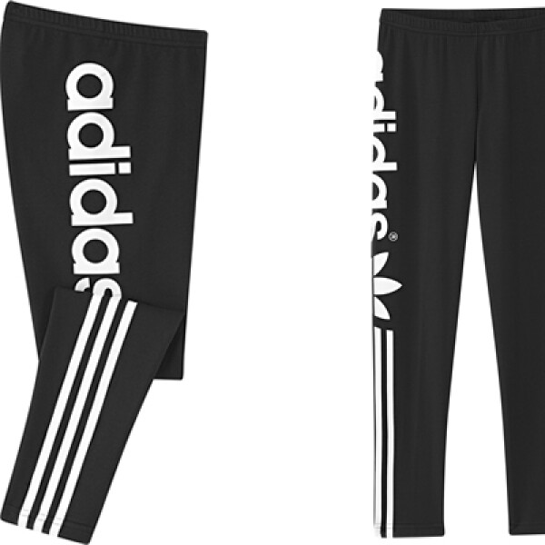 La colección primavera-verano contempla leggins básicos para las mujeres deportistas.