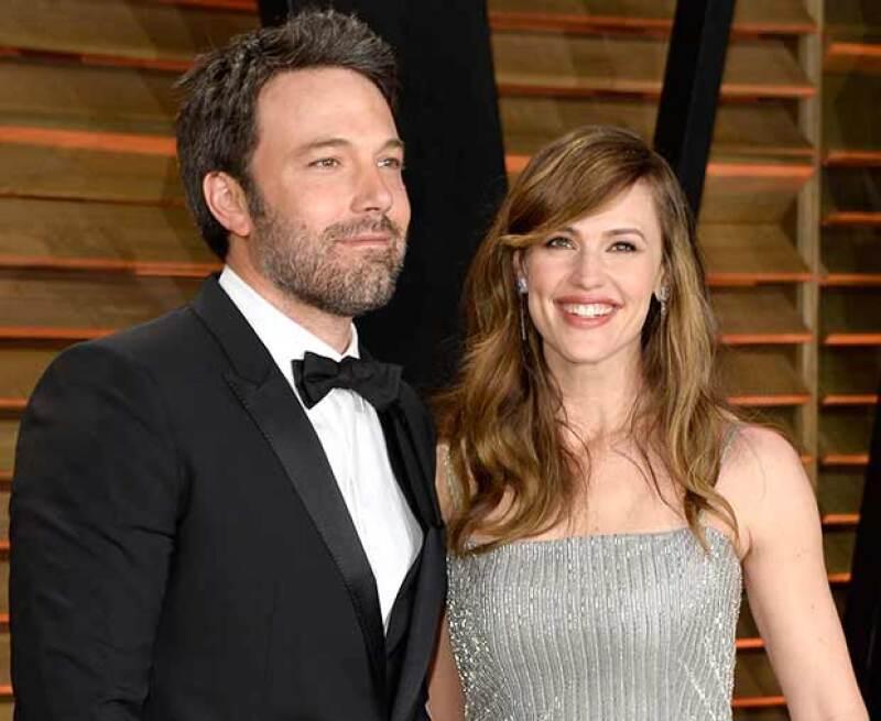 La prensa estadounidense asegura que los actores atraviesan por una severa crisis que culminará en divorcio, tras 10 años de un estable matrimonio y tres hijos.