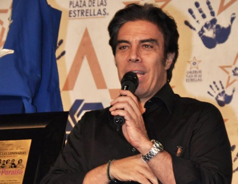 Luis Gatica fue el primero en salir de Big Brother VIP.