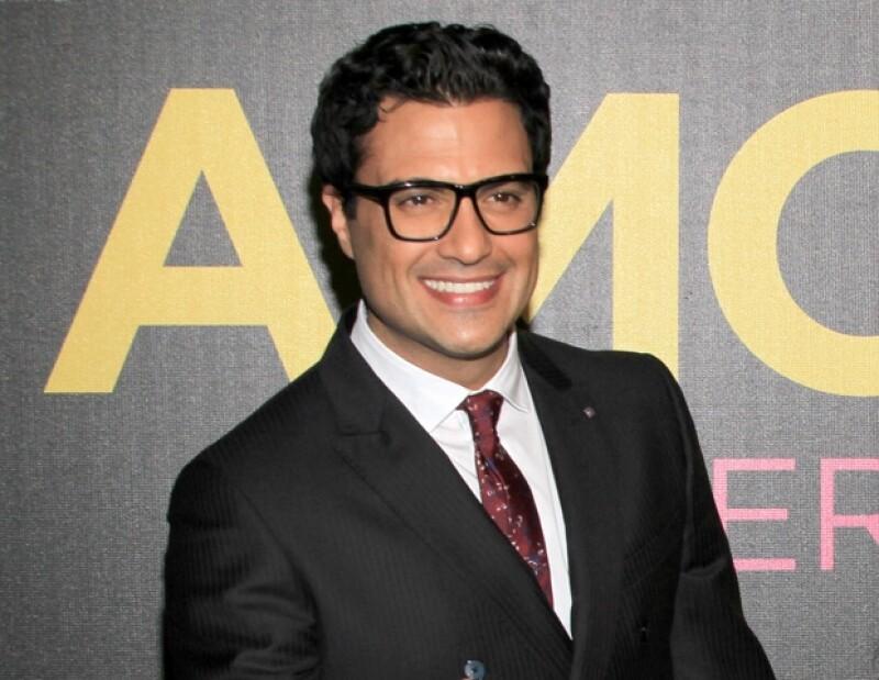 """El actor se encuentra promocionando la película bilingüe """"'Amor a primera visa'"""" en la Ciudad de México en donde nos contó cómo se siente con la fama."""