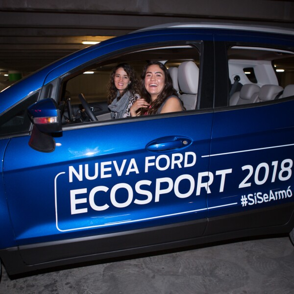 Rally Ford en Valle de Bravo