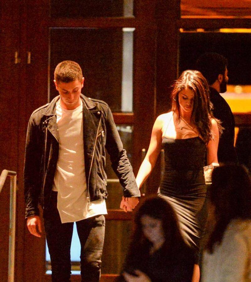 Esta imagen confirma el romance entre Selena Gomez y Samuel Krost.