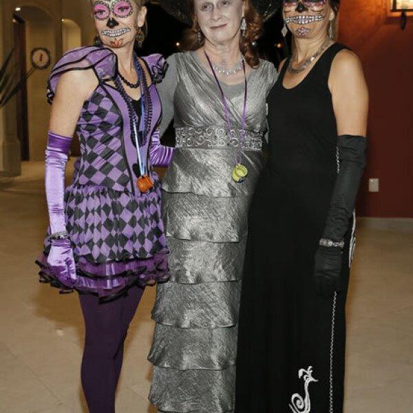Stephanie Martínez,Claudia Konas,Fernanda Martínez