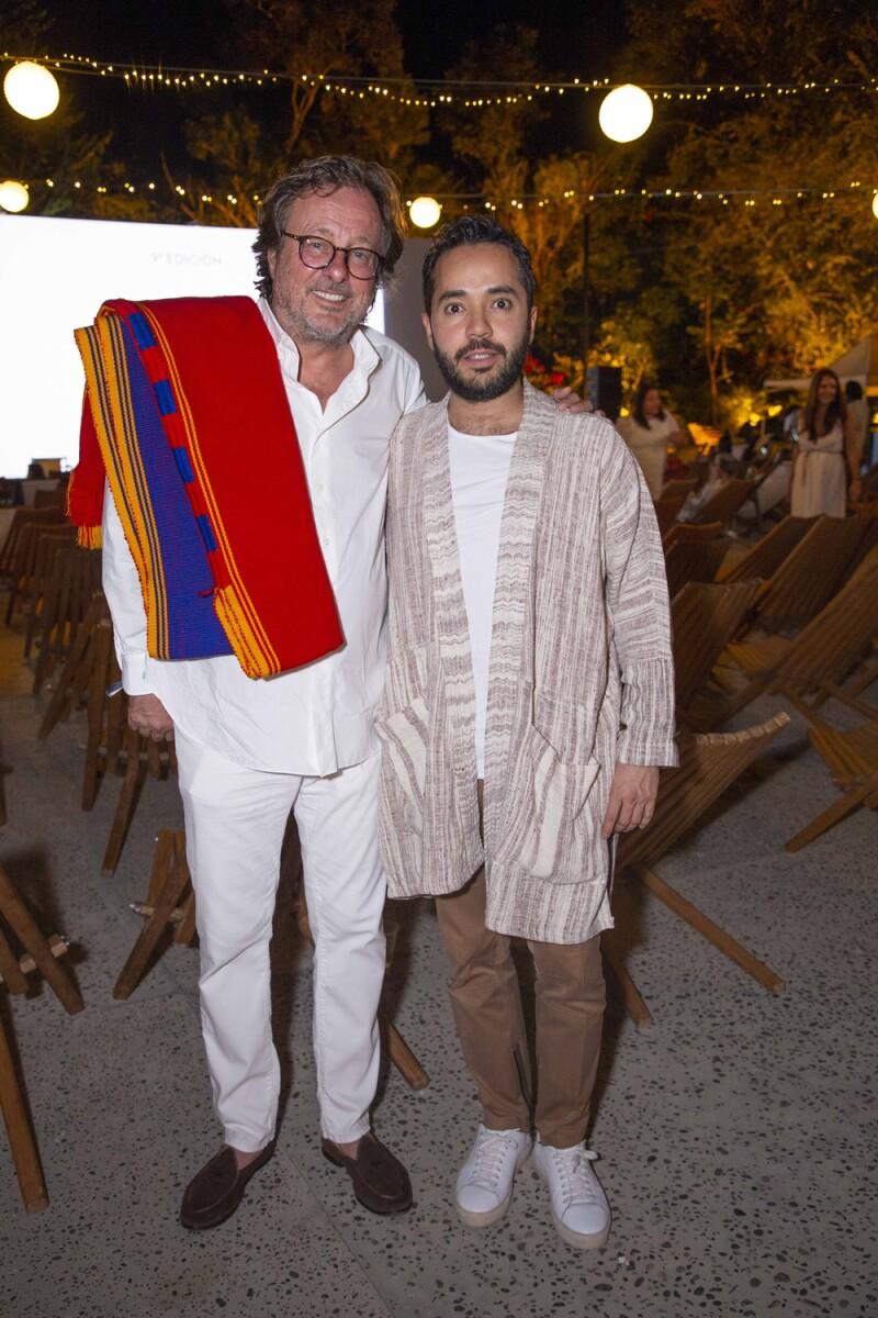 Filippo Brignone, Alejandro Bracho