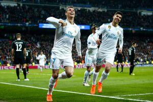Asensio Cristiano Ronaldo Real Madrid