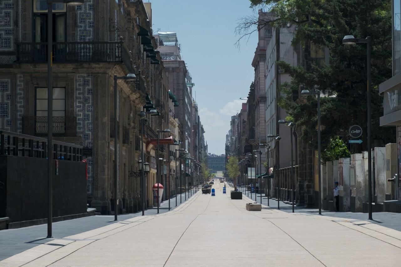El retraso en la reapertura económica alarga la recuperación en México