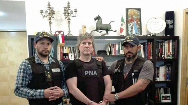 Argentina Amado Boudou detenido