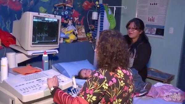 Cómo podemos saber si un recién nacido tiene problemas cardiacos