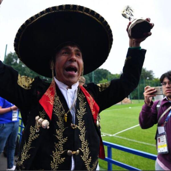 ¡Vamos México!