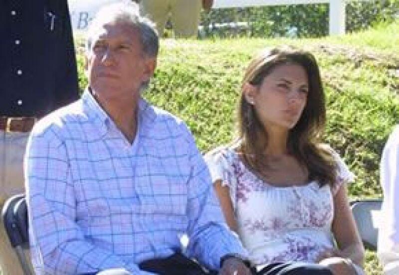 La tragedia ocurrió un año y medio después de que Montiel y Versini contrajeran matrimonio en Valle de Bravo.