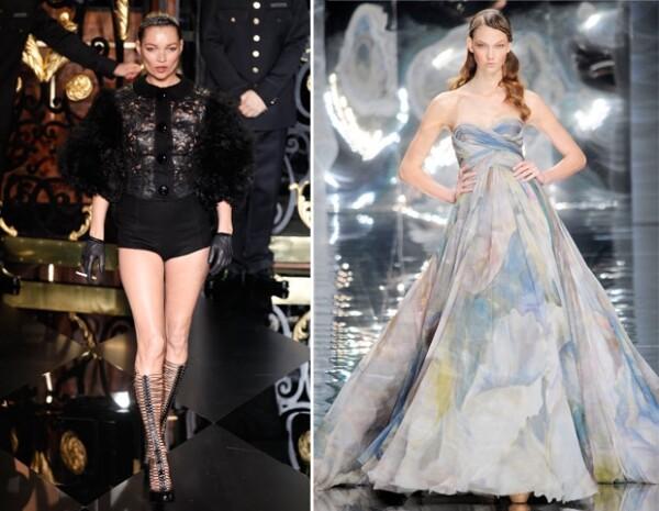 Kate Moss y Karlie Kloss son la modelos favoritas de Óscar.