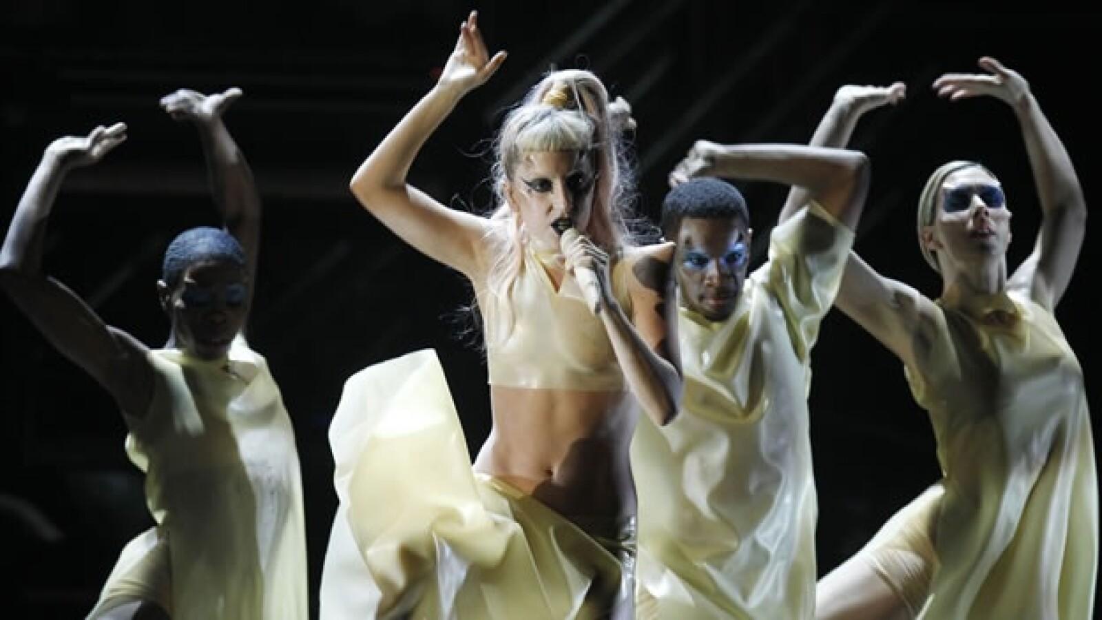 Grammy Lady Gaga