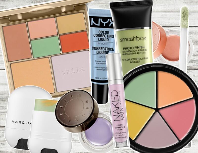 Ya hay muchas marcas que ofrecen desde paletas hasta colores independientes para hacer la técnica.