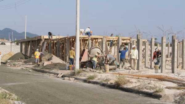 Construcci�n vivienda
