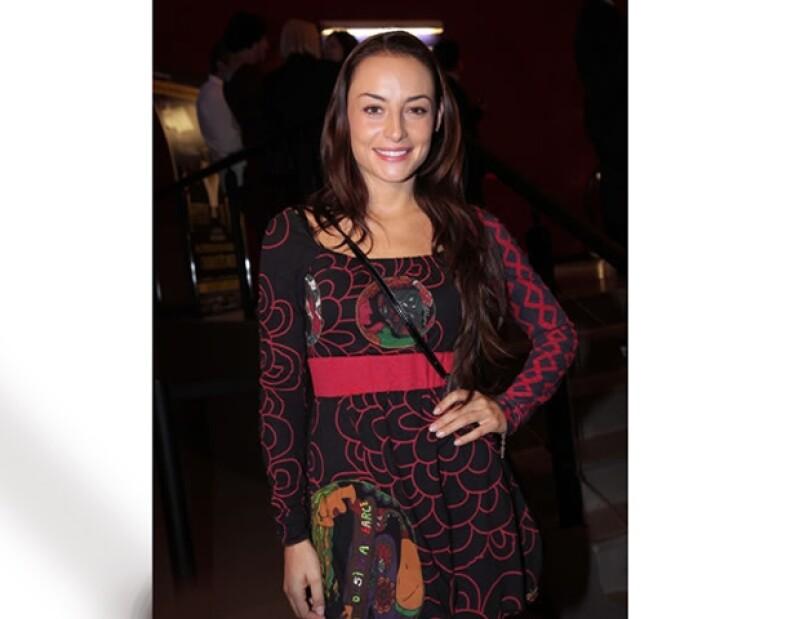 La actriz mexicana aseguró que le gustaría tener hijos ahora que tiene una relación sentimental muy sólida, además de que se alejará por unos años de las telenovelas.