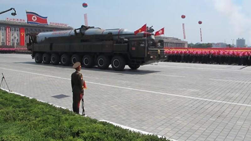 Corea del Norte Archivo